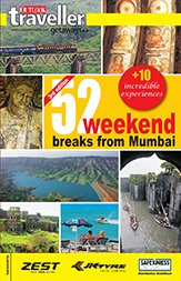 52 Weekend breaks from Mumbai-3rd Edition