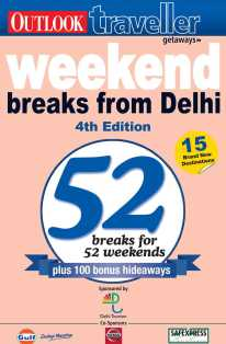 Weekend breaks from Delhi