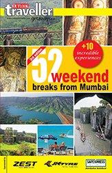 52 Weekend breaks from Mumbai-3rd Edition