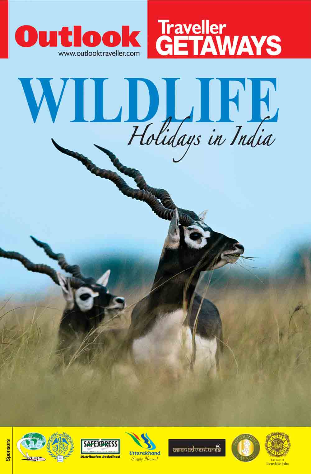 Wildlife Holidays in India